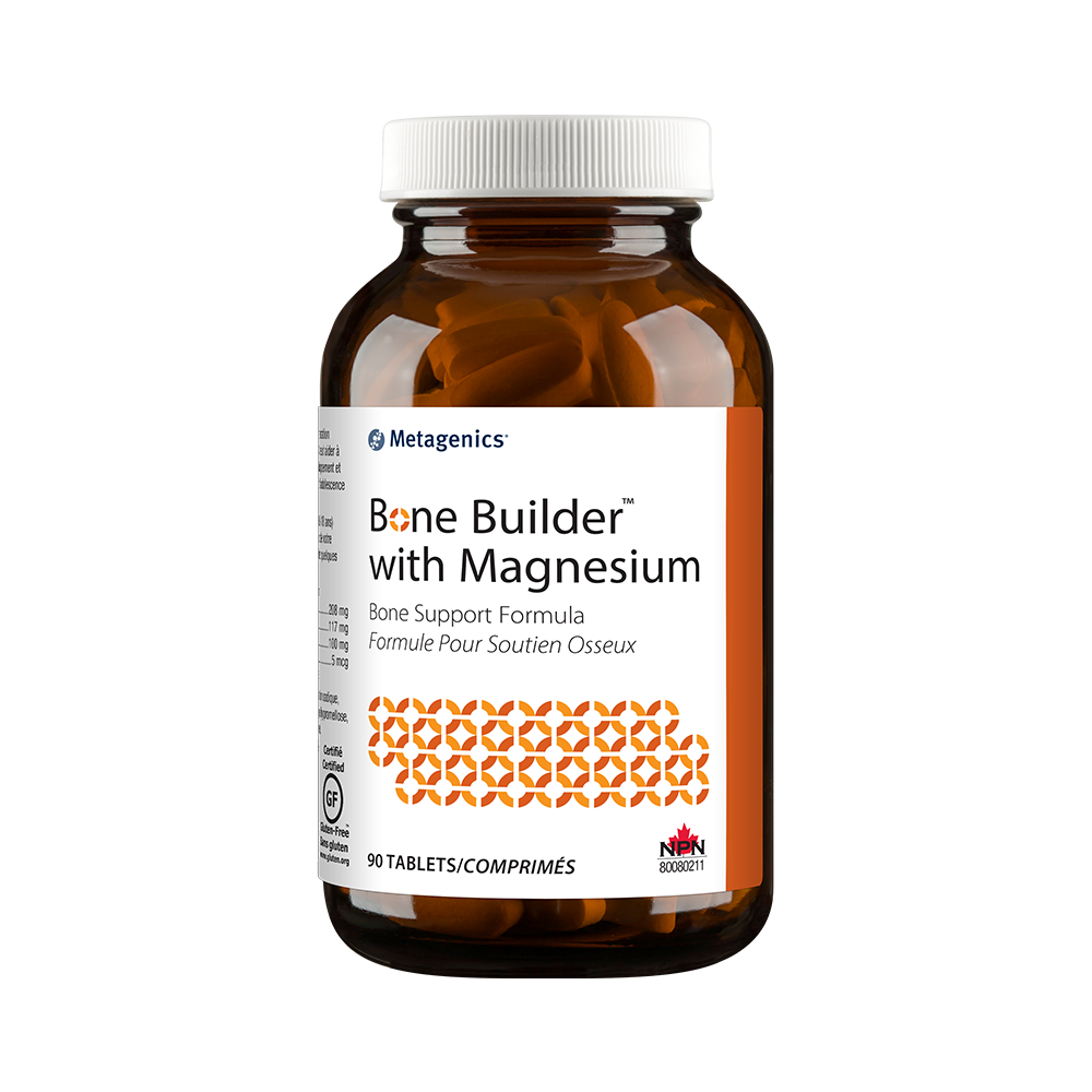 Bone Builder with Magnesium  - 90 tablets