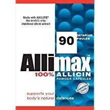 Allimax  - an ounce of prevention is worth a pound of cure 90 ca