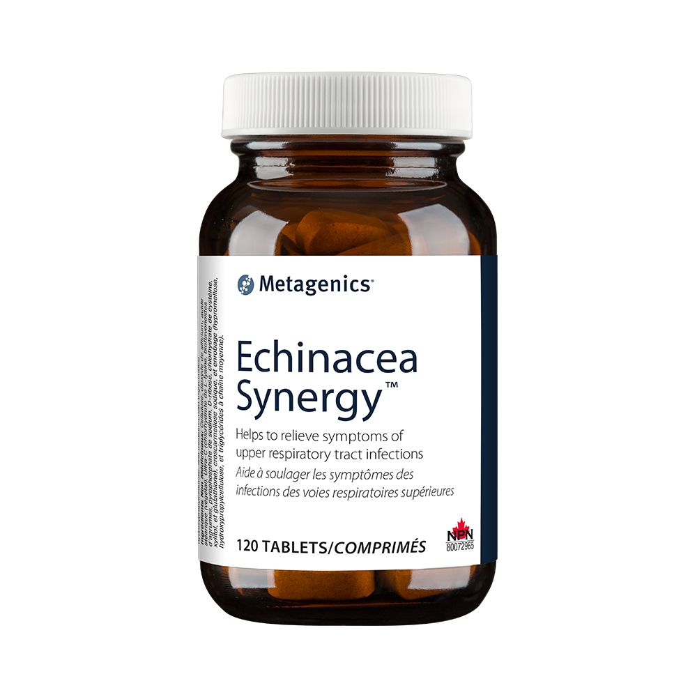 Echinacea Synergy� Helps to relieve symptoms of upper respirator